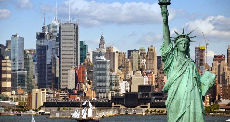 Najlacnejšie letenky do USA