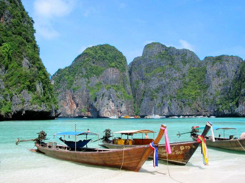 Top 25 najkrajších pláží sveta