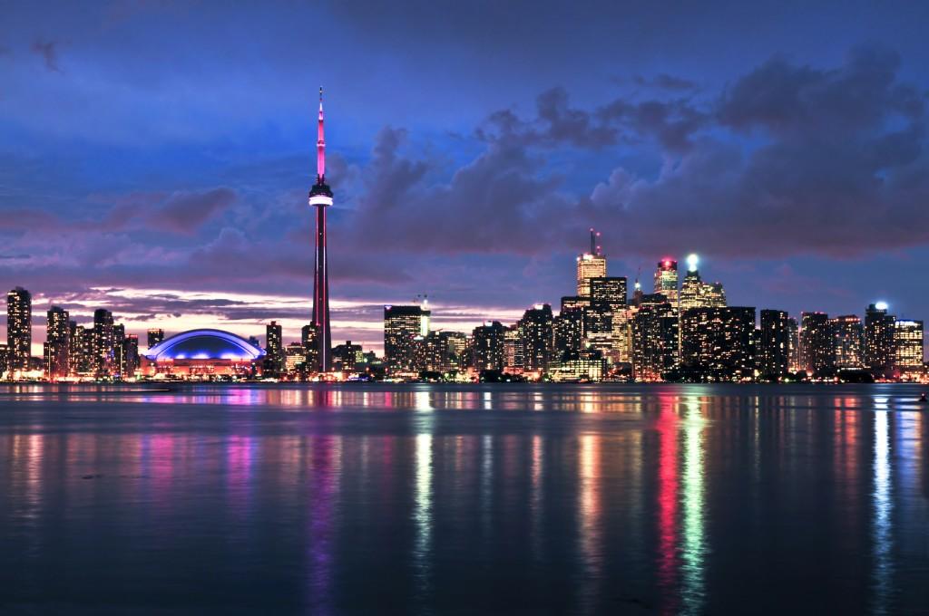 Toronto letenky