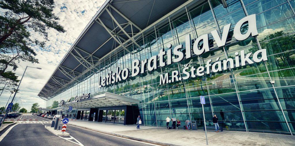Letenky Bratislava