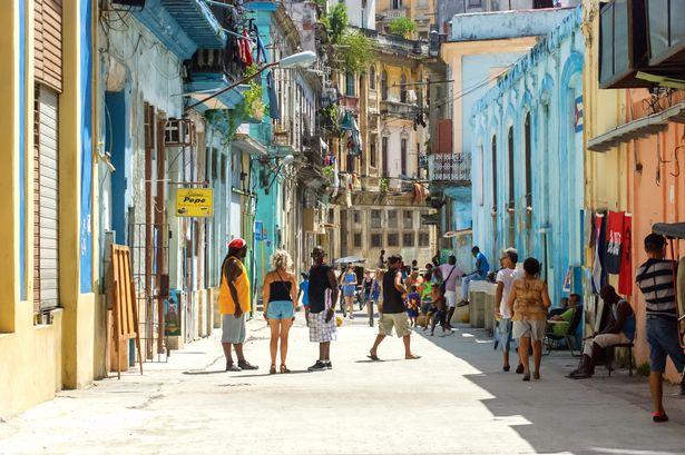 Kuba Havana len za 399 €!